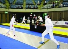 «فردي» المبارزة يخرج من المنافسة في «الآسيوية»