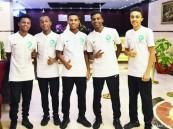 انطلاق معسكر «الأخضر الصغير» في الطائف