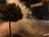 رويترز: الشرطة التركية تستخدم مدافع المياه والعصى لتفريق محتجين أكراد