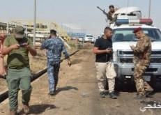 العراق: ضبط 3 أوكار تحتوى على صواريخ وعبوات ناسفة بديالى