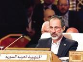 الخطيب: السوريون سيقررون من يحكمهم