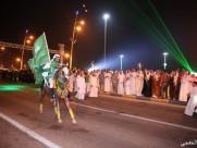 بالصور.. أهالي الخفجي يحتفلون باليوم الوطني88
