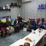 «أبعاد الخفجي» تستقبل طلاب حلقة زيد بن حارث المتميزين في مقرها
