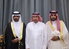 محمد مبارك السبيعي يحتفل بزواج ابنائه «مبارك وفالح»