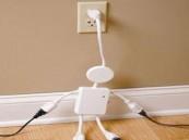 الدفاع المدني يحذر من أخطار التحميل الزائد للأجهزة الكهربائية