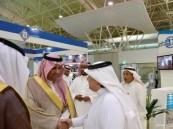 حديد الراجحي راعٍ ذهبيٍ للمعرض الدولي للصناعات المعدنية والحديدية