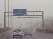 موجات الغبار تشتد على الشرقية الاثنين