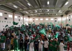 مدارس الخفجي تحتفل باليوم الوطني ٨٨