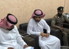 لجنة التوطين في الخفحي تضبط عدداً من المخالفين