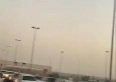 مصادر «أبعاد الخفجي» تنفي مقطع فيديو تكدس المركبات في المنفذ