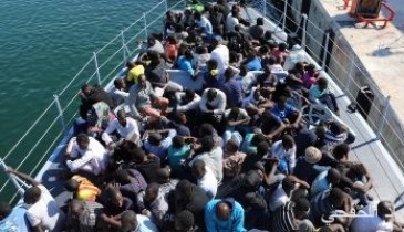 منظمة الهجرة الدولية: 33 ألف مهاجر غرقوا بالبحر المتوسط القرن الماضى