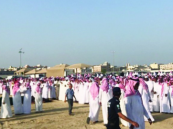 الرياضيون يشيعون نجم المنتخب والهلال عبدالله الشريدة