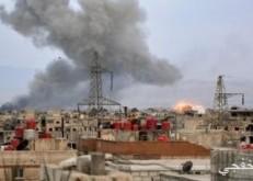 القوات العراقية تشن ضربة جوية على غرفة عمليات لتنظيم داعش داخل سوريا