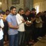 وفد من الاتحاد السعودي يزور المسجد الأقصى ويؤدي الصلاة فيه