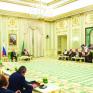 الأمير محمد بن سلمان والرئيس الروسي يترأسان الاجتماع الأول للجنة الاقتصادية السعودية – الروسية