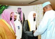 البعيجان لضيوف الملك سلمان: الاجتماع رحمة والفرقة والخلاف فتنة