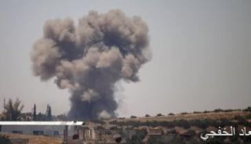 قتلى وجرحى من الحوثيين فى غارات للتحالف العربى على محافظة حجة