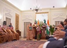 الفالح يوقع مذكرات تفاهم لانضمام المملكة للتحالف الدولي للطاقة الشمسية مع الجانب الهندي