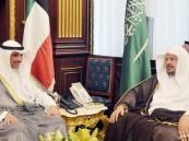 الغانم: المملكة هي صاحبة موقف تاريخي لا يمكن أن ينساه أي كويتي