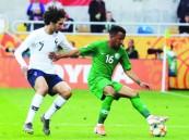«الأخضر الشاب» يخسر أمام فرنسا