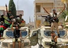 الجيش الليبى يطرح مبادرة لحل الأزمة فى البلاد
