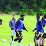 الاتحاد يختبر جاهزية لاعبيه أمام ليدز