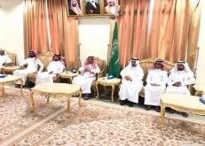 محافظ الخفجي يكرم أعضاء لجنة إصلاح ذات البين السابقين