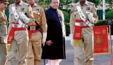 """نواز شريف """"رئيسا"""" للحكومة الباكستانية"""