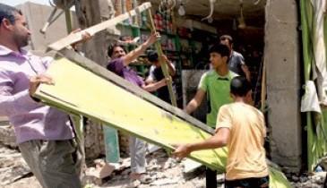 مقتل وإصابة العشرات بتفجير في بغداد