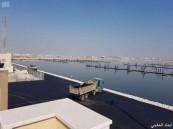 وزارة البيئة والمياه والزراعة تعلن إنشاء مرفىء صيد في الخفجي