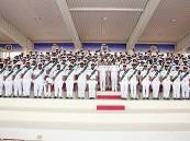 القوات البحرية بالشرقية تدفع « ١٨٣» خريجاً لميدان الشرف
