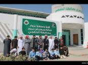 فعاليات مدرسة الشرق الأهلية المتوسطة بأسبوع المرور الخليجي