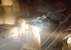 حريق محدود بفندق تحت الإنشاء بعزيزية الخفجي يخلف إصابة لمقيم أسيوي