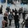 سكاى نيوز: محتجون عراقيون يجتازون جسر الجمهورية باتجاه المنطقة الخضراء