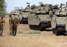 جيش الاحتلال الإسرائيلى يسقط طائرة بدون طيار قرب قطاع غزة