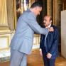 فرنسا تمنح السفير العنقري وسام الاستحقاق الوطني برتبة ضابط أكبر