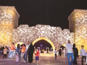 «موسم الطائف» يسجل في ثلثه الأول حضوراً بارزاً لعروس مصائف العرب