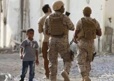 سقوط قتلى وجرحى من الحوثيين فى غارات للتحالف العربى باليمن