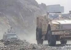 الجيش اليمنى يحرر مناطق جديدة فى مديرية حيران بمحافظة حجة