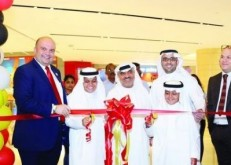 «العثيم للاستثمار» تدشن مشروعاتها الترفيهية بافتتاح «أكستريم زون» في أبوظبي