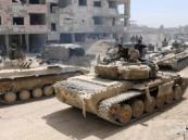 الجيش السورى يفرض سيطرته على بلدة الطيحة جنوب البلاد