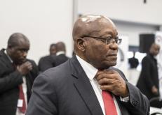 استجواب رئيس جنوب أفريقيا السابق بشأن «فساد حكومي»