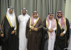 فرحان الشمري يحتفل بزواج أبنه «مشاري»