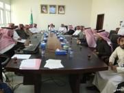 «محلي الخفجي» يُشكل لجان لمتابعة المشاريع ودراسة الإحتياجات في إجتماعة الأول