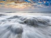 شاطئ الخفجي بعدسة – علي الشمري