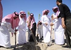تحت شعار «نحمي بيئتنا لرفاه مجتمعنا».. الهزاع يدشن أسبوع البيئة بالخفجي