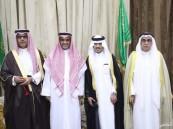 أبناء سالم بن راشد الهاجري يحتفلون بزواج أخيهم «فلاح»