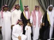 أبناء رعد بن جلوي الشمري يحتفلون بزواج أخيهم «حاتم»