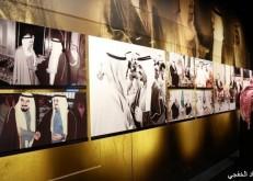 بالصور:أبعاد الخفجي توثق معرض«الفهد..روح القيادة»المقام بالكويت