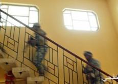 القوات العراقية تعثر على مخلفات حربية لداعش فى السعدان